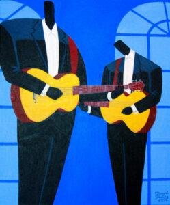 Les Guitaristes
