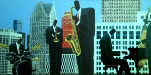 The Building Stage Detroit | Darryl Daniels